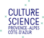 logo culture science PACA